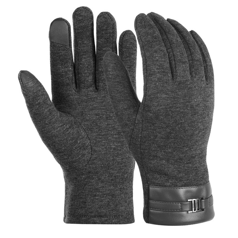 VBIGER Winter Warm Gloves Touch Screen Gloves Casual Gloves Mittens for Men Women