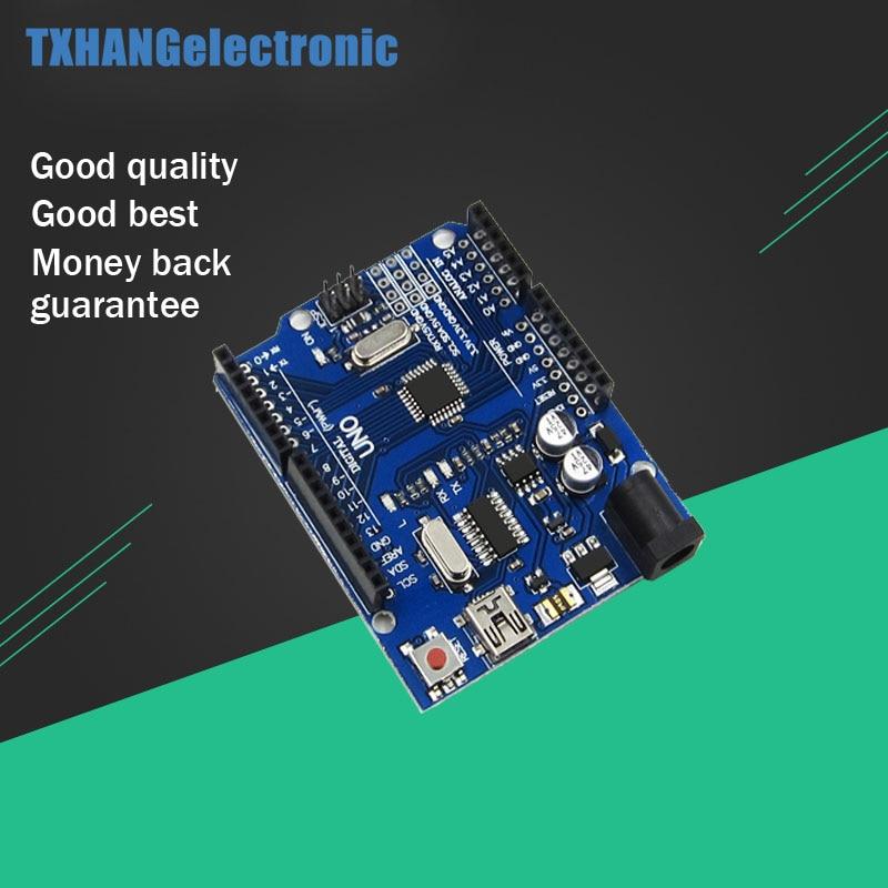 UNO R3 CH340G MEGA328P pour Arduino UNO R3 ATMEGA328P AU Compatible CH340 Mini USB pour Arduino UNOUNO R3 CH340G MEGA328P pour Arduino UNO R3 ATMEGA328P AU Compatible CH340 Mini USB pour Arduino UNO