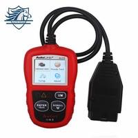 Autel Autolink AL319 OBD2 Scanner Automotriz OBD Herramienta de Diagnóstico Lector de Código Auto Universal Del Coche Herramienta de Análisis Mejor que ELM327