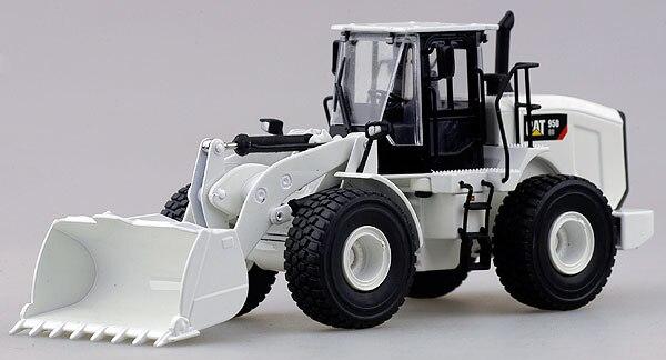 TR 1:50 Cat 950GC колесный погрузчик с белой игрушкой