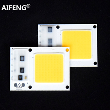 AIFENG светодиодный чип 220 в 230 в 240 В 15 Вт 20 Вт 30 Вт 50 Вт светодиодный Cob чип без необходимости драйвер встроенный Smart IC для DIY прожектор