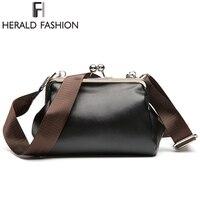 2017 Vintage Brand Women Messenger Bag Small Clutch Shoulder Bag PU Leather Women Handbags Casual CrossBody