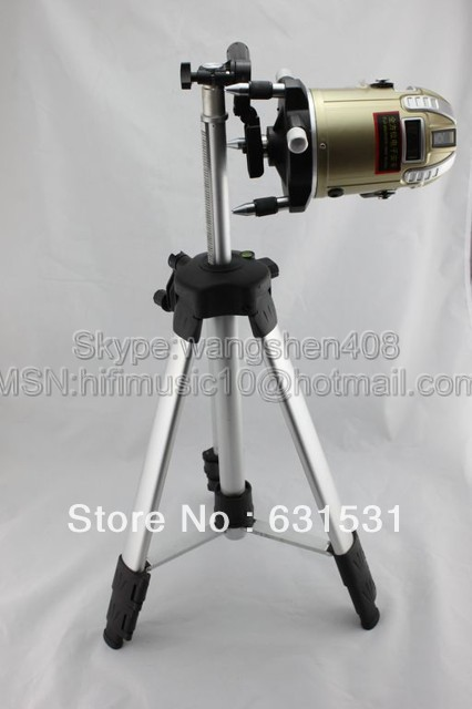 Leter Precision 8 линий поперечный лазерный уровень 360 градусов Лазерная линия (4V4H электронная система) со штативом