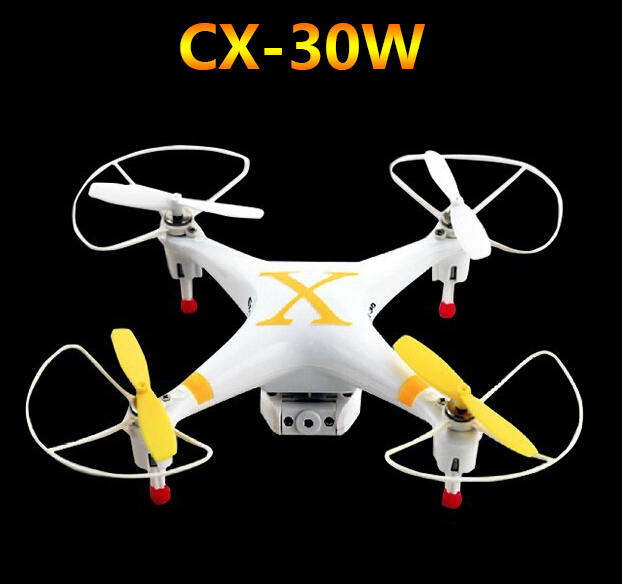 Cheerson CX 30W Mini WiFi RC Quadcopter with 6 Axis Gyro Camera Controlled by iPhone i