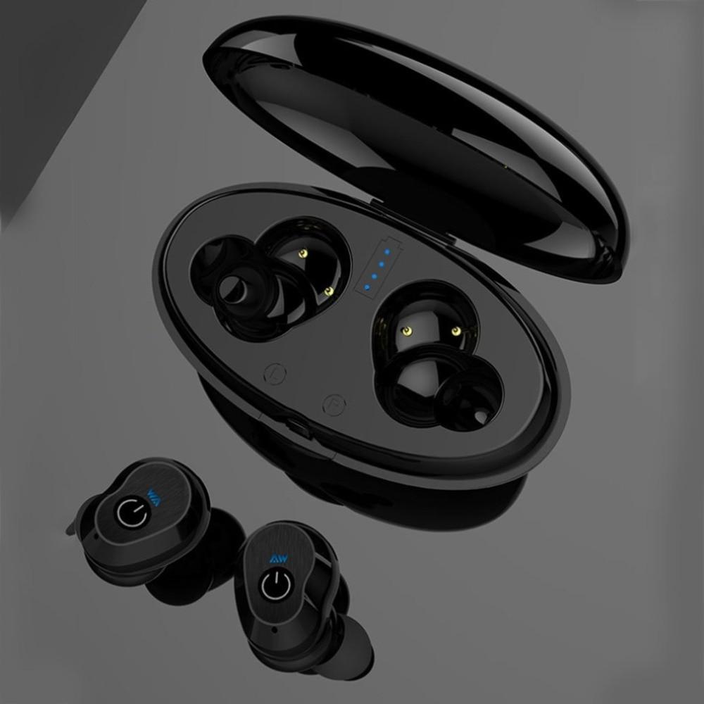 Anti-poussière Bluetooth 5.0 Solution Tws sans fil Binaural Bluetooth casque stéréo Original effet sonore