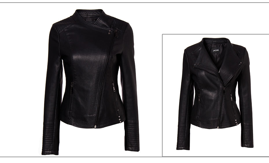 Leather Jacket Woman (5)