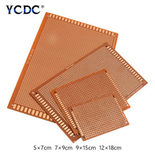 buy audio amplifier pcb and get free shipping on aliexpress comycdc 10pcs diy prototype paper pcb universal experiment matrix circuit board 7x9cm 7*9 5x7cm
