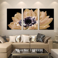 Framed Art 3 Panel Living Room Decorative Canvas Painting Modern Huge Picture Paint Print Art Big