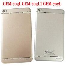 バックバッテリーカバー用の huawei 社の名誉 X2 mediapad X2 GEM 703L GEM 703LT GEM 702L の交換