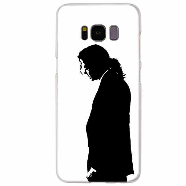 MEIBAI в стиле Майкла Джексона, художественный Прозрачный Футляр для Samsung Galaxy S8 чехол S7 S6 край S9 S8 Plus s6 Edge plus Galaxy Note 9