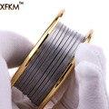 XFKM 5 м/рулон SS316L Clapton Alien Wire Высокое качество нагревательный провод для электронной сигареты RDA RTA атомайзер DIY инструмент катушек