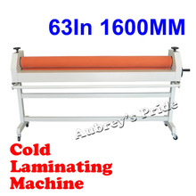 Laminator Cold-Laminating-Machine Manual 1600mm Office-Equipment Stand-Type Heavy-Duty