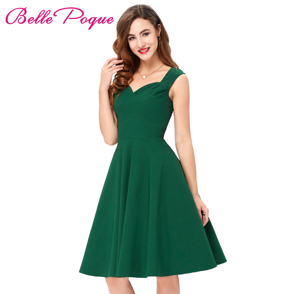 ̿̿̿(•̪ )Short Vintage Party Summer Dresses Dresses Plus ...
