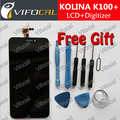 KOLINA K100+ LCD Display + Touch Screen + Tools High Quality Digitizer Assembly Replacement Repair Accessories For Phone