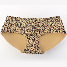Sexy leopard print Hip Padded Panties for women Butt Enhancer Seamless Club Buttock Panties Bum Padded Butt Enhancer Hip Up