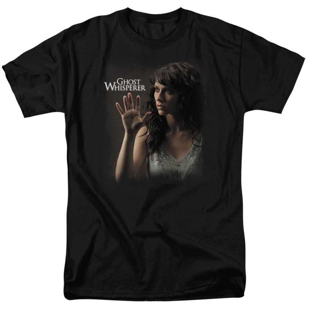 Ghost Whisperer TV Show ETHEREAL Licensed Adult T-Shirt All Sizes