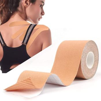 5cm*5m Kinesiology Tape Sports Reduce Pain Injury Recovery,Athletic Tape Gym Fitness Tennis Running Knee Muscle Wrap Protector