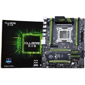 Image 4 - Kllisre X79 di serie della scheda madre con Xeon E5 2690 4x8GB = 32GB 1600MHz DDR3 ECC REG di memoria