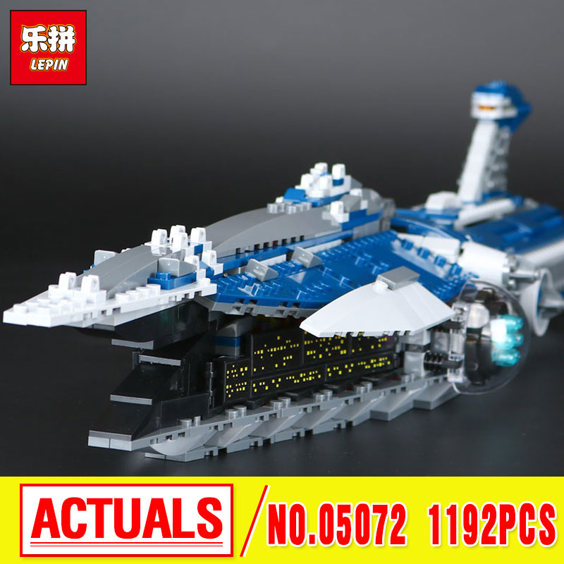 Lepin 05072 Star Series The Limited Edition Malevolence Warship Set Children Building Blocks Bricks Boy`s Toys Model 9515 War kazi 608pcs pirates armada flagship building blocks brinquedos caribbean warship sets the black pearl compatible with bricks