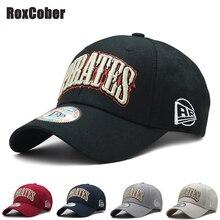 RoxCober, унисекс, спортивные, для отдыха, с вышитыми буквами, регулируемые бейсболки, Снэпбэк кепки, хип-хоп шляпа, козырьки, модные
