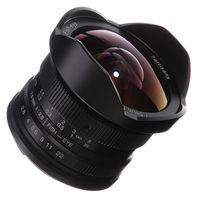 7 ремесленников мм 7,5 мм f2.8 ручной фокус широкий формат APS C Рыбий глаз объектив для Canon E mont EOS M камеры