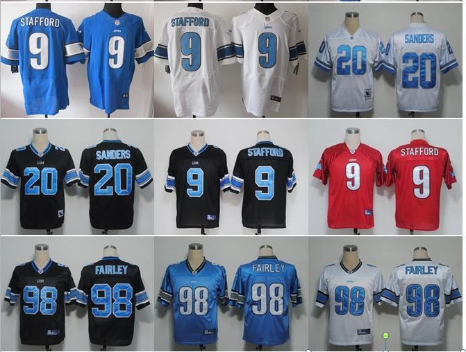 Nike authentic jerseys - Stafford Lions Jersey Promotion-Shop for Promotional Stafford ...