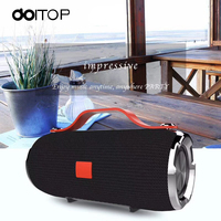 DOITOP Bluetooth Speakers Outdoor Camping Hiking Portable Waterproof Sound Box Wireless Ultra Bass Speaker For Smart