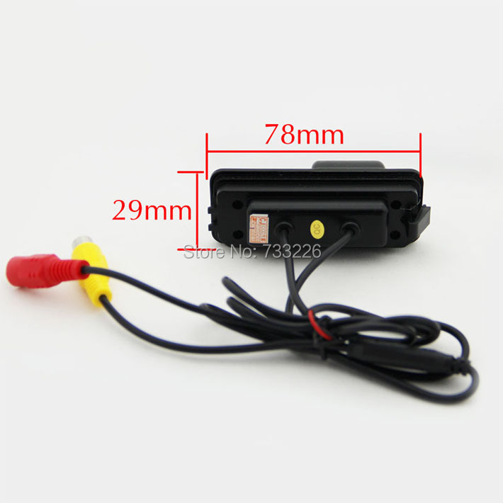 cheapest Car Rear View Reverse  CAMERA for VW GOLF V For GOLF 5 SCIROCCO EOS LUPO  PASSAT CC  POLO 2 cage  PHAETON BEETLE  SEAT VARIANT