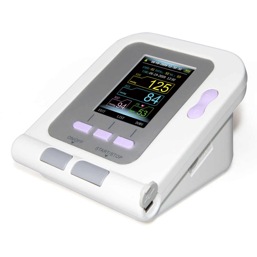 미국 CONTEC08A-VET 디지털 혈압 모니터, 수의 nibp 미터 + 커프, fda 동물