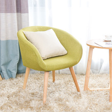 Nordic Lazy Sofa Single Small Family Small Simple Mini Mini Personality Sofa Casual Home Furniture Bedroom Study Dining Chair newly home supplies bedroom furniture multifunctional lounger chair lazy sofa bed adjustable expansion sofa