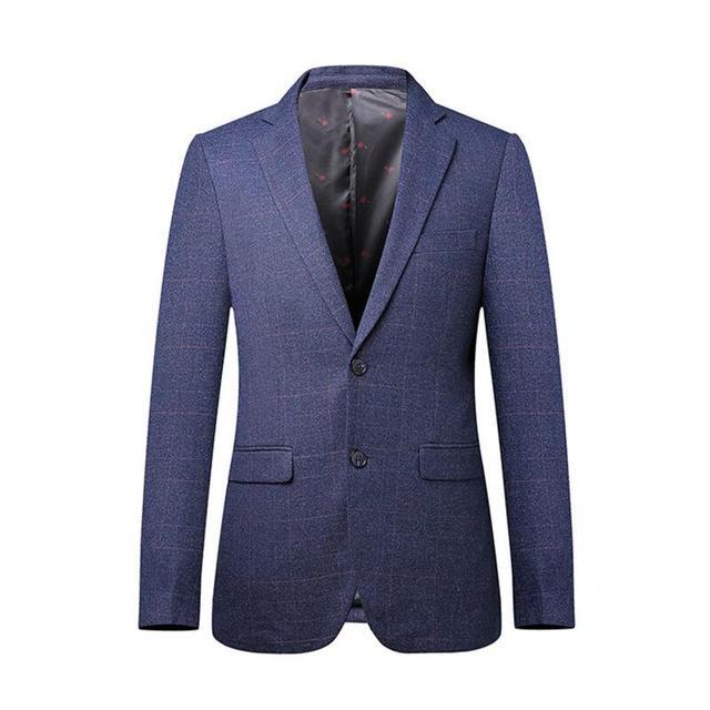 Hombres Blazer Blazers Y Chaquetas de Traje Trajes Coreano Para Los Hombres de Moda Plus Tamaño Grande Para Hombre de Traje de Hombre Hombre Blazer Casual Suit Jacket