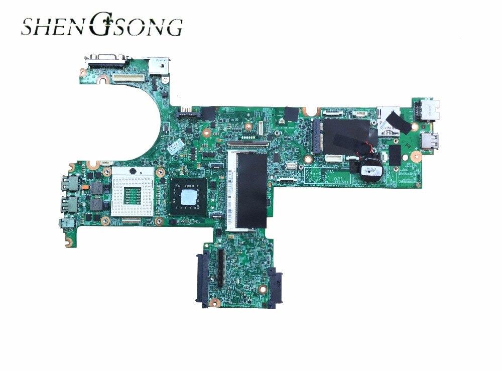 486301-001 for HP Elitebook 6930p 6930W MotherBoard 48.4V901.021 GM45 intergrated MotherBoard SYSTEM BOARD 100% Tested