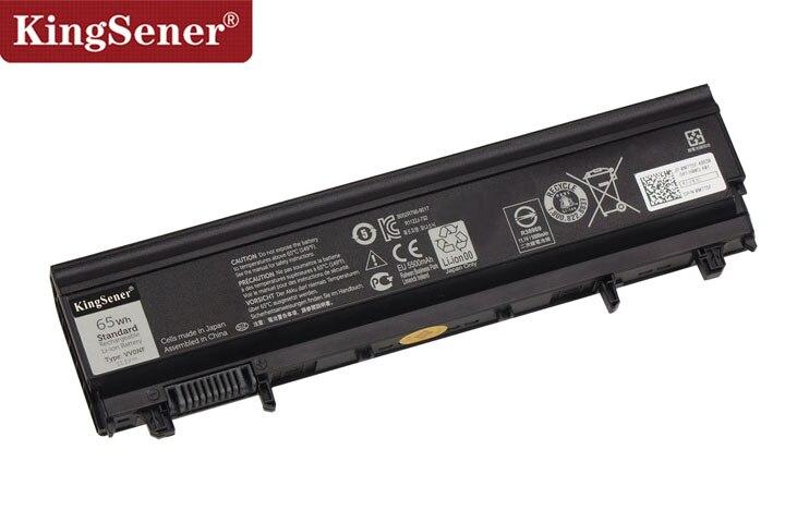 KingSener Japonais Cellulaire Nouveau VV0NF Batterie D'ordinateur Portable pour DELL Latitude E5440 E5540 Série VJXMC N5YH9 0K8HC 7W6K0 FT6D9 11.1 V 65WH - 2