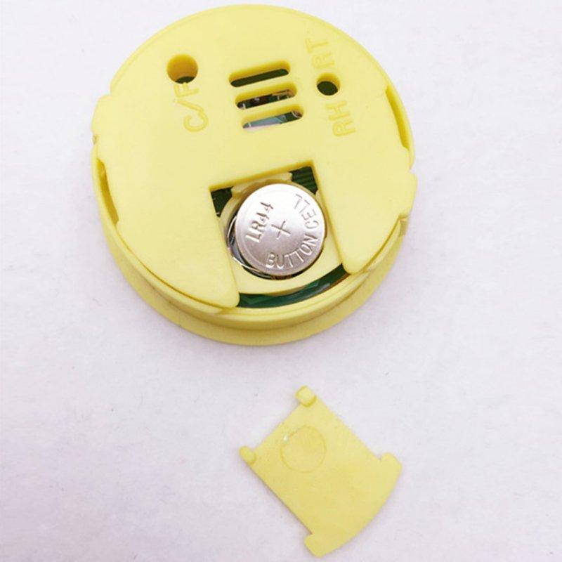 Mini LCD Igrometro digitale Frigorifero Congelatore Tester - Strumenti di misura - Fotografia 4