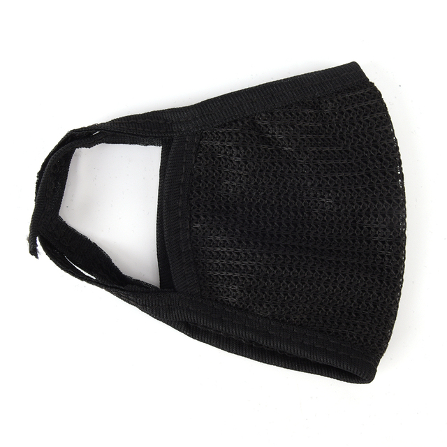 New Black Anti-Dust Mouth Mask Health Cycling Cool Respirator Face Mask Washable Cotton Anti Dust Protective Double Kpop Mask 2