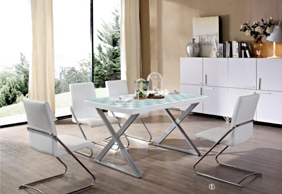 €291.65  Fabricante de China gran oferta sillas de mesa de comedor de  moda-in Mesas de comedor from Muebles on AliExpress