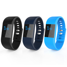 Neue Smart band armband Fitness tracker TW64 update smartband für ios android smartwatch schlaf-monitor Schrittzähler Smart armband