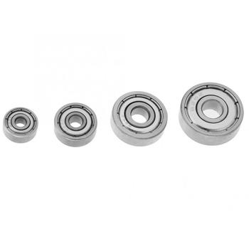 10Pcs/set Double-side Sealed Deep Groove Ball Bearings Metal Steel Bearing rodamientos Wholesale 623-Z/624-Z/625-Z/626-Z z шуба z
