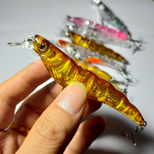 Fishing Lures Topwater Minnow 10cm 13g Artificial Hard Bait Japan Mini Wobblers Pesca Crank Carp