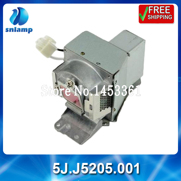 Original projector lamp 5J.J5205.001 for MS500 MX501 MX501-V ms500+ benq 5j j5205 001 replacement lamp for ep5127 ms500 mp500 ms500 v ms500p mx501 mx501 v ms500 ms500 projector