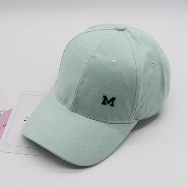 New Women M logo Casual Baseball Cap Dad Hat Deus Cap Pink Black Lady Ovo Drake Hats Snapback Suede Cap Trucker Cap Men feitong summer baseball cap for men women embroidered mesh hats gorras hombre hats casual hip hop caps dad casquette trucker hat