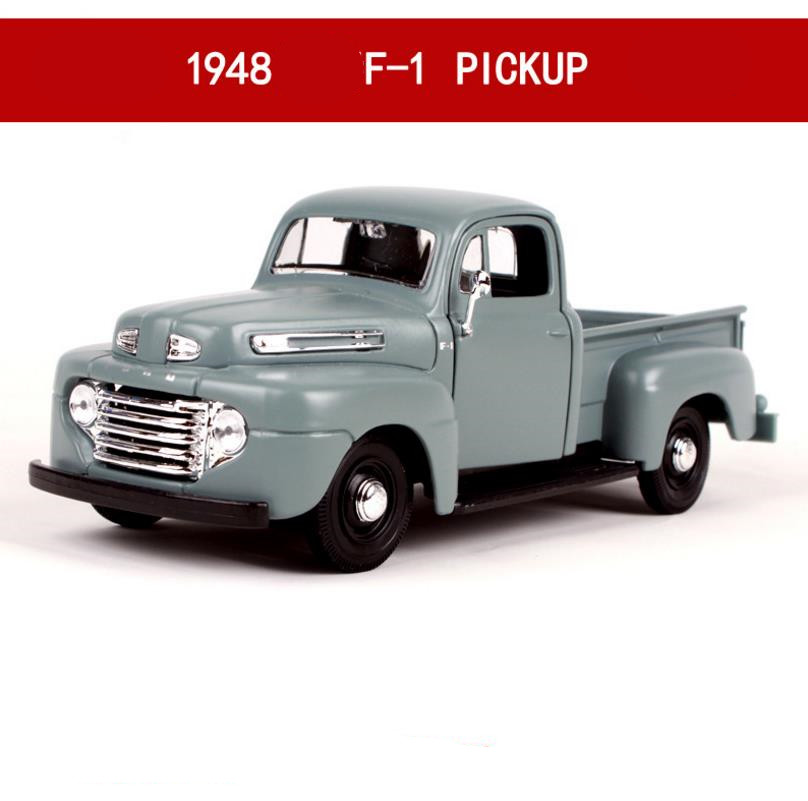 1:24 Advanced collection model alloy car toy,High simulation Chevrolet retro pickup diecast metal model vehicle,free shipping цена