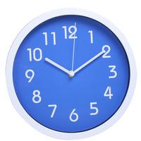 0 Inch Watch Wall   Clocks   Creative Simple Plastic Wall Stickers   Clock   Home Decoration Living Room Quartz Needle 5 Colors