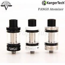 เดิมบุหรี่อิเล็กทรอนิกส์PANGUถังClearomizer 3.5มิลลิลิตรการไหลที่สามารถปรับด้านบนกรอกPANGUถังฉีดน้ำ