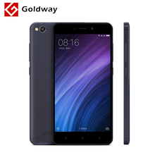 "Global ROM Original Xiaomi Redmi 4A 4 A 2GB RAM 16GB ROM Mobile Phone 5.0"" 4G LTE Snapdragon 425 Quad Core 3120mAh Battery 13MP(Hong Kong)"