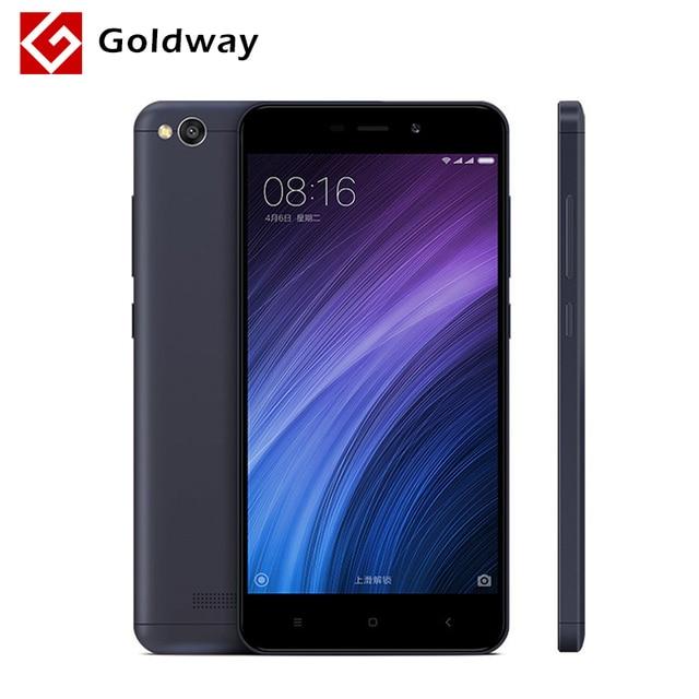 """Глобальный Встроенная память оригинальный Xiaomi Redmi 4A 4 2 ГБ Оперативная память 16 ГБ Встроенная память мобильного телефона 5.0 """"4 г LTE Snapdragon 425 Quad Core 3120 мАч Батарея 13MP"""