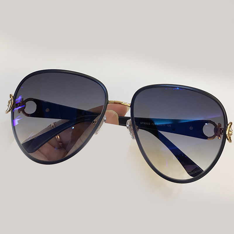 Acetate mix Alloy Frame Sunglasses for Women Brand Designer High Quality Oculos De Sol Feminino Vintage Fashion Shades