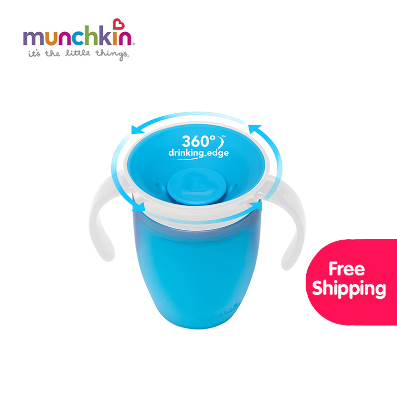 Munchkin Miracle 360 Cup, Colors May - Voeden