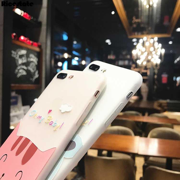 Fall Für auf iphone 6 7 8 Plus Abdeckung Nette Tier Gemusterte Silikon Klar Stoßstange Für auf iphone X XR XS MAX fall Abdeckung Couqe