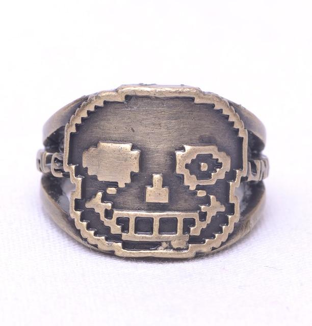 Кольцо из игры Undertale 18 мм. 1